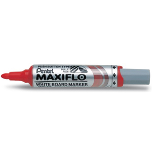 Marker for whiteboards red PENTEL MAXIFLO