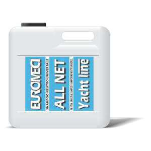 EUROMECI All net conf. da 5 litri