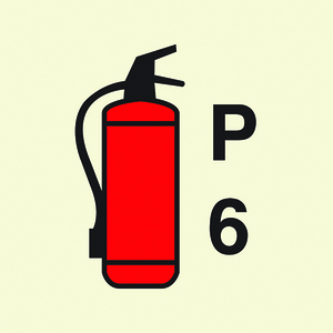 FCS - Powder fire extinguisher (6)