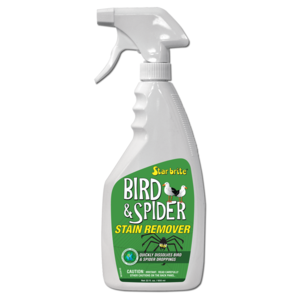 bird & spider stain remover