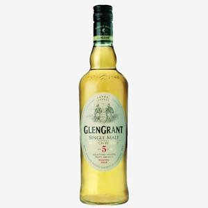 Whiskey Glen Grant 5 Anni