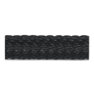 Double Braid Polyester BLACK POPEYE Ø 16 mm