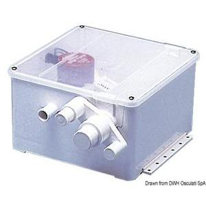 Rule shower draining kit 12V