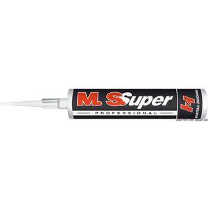 MS Super sealing adhesive white 290 ml