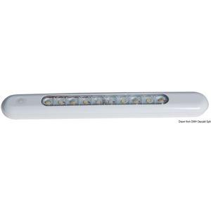 Free-estanding watertight LED light 310x40x15 mm
