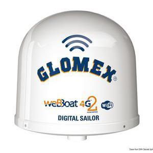 Glomex WeBBoat antenna 4 G Plus