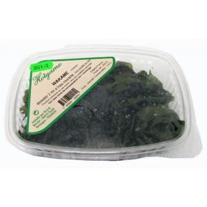natural Wakamé seaweeds