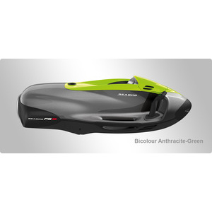 SEABOB F5 S Bicolour Anthracite-Green