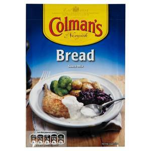 COLMAN\'S BREAD SAUCE SACHET 40g