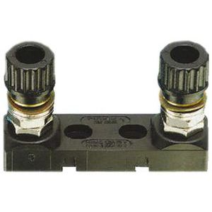 Pudenz 425A Base Mount Fuse Holder For 62mm Fuse, 80 V dc