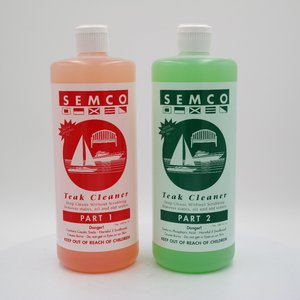 Semco 2 Part Teak Cleaner US Quart (0,95Lt)