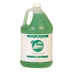 Semco Teak Brightener - Part 2 (Green) Gallon