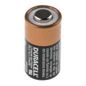 Duracell Ultra Photo 2CR11108 6V Lithium Manganese Dioxide Camera Battery