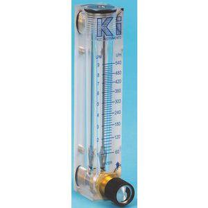 Key Instruments Liquid Flow Indicator, 1.5 → 20 L/min