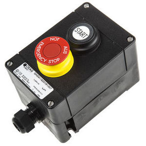 CEAG Push Button Control Station, IP67 85mm 155mm +40°C -20°C 85mm