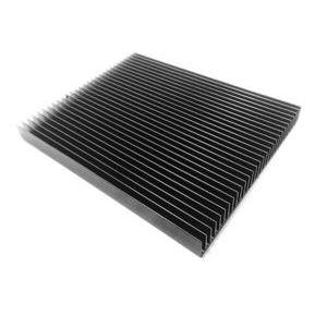 Heatsink, 0.58K/W, 250 x 200 x 25mm