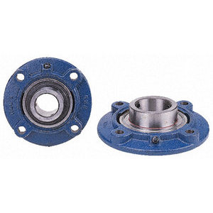 NSK-RHP 4 Hole Flanged Bearing Unit, MFC30