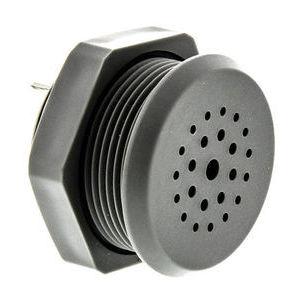 Sonitron 2 → 35 V dc 87dB Panel Mount Continuous Internal Buzzer, 3485 → 3515 Hz