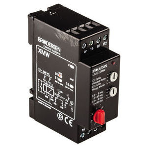 Multi Function Time Delay Relay, Screw Clamp, 0.6 min → 60 h, 0.6 s → 60 min, NO/NC, 1 Contacts, SPDT