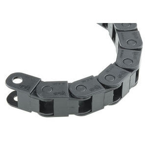 Igus 6, e-chain Black Igumid G Cable Chain Trunking, W16.5 mm x D15mm, L1m, 38 mm Min. Bend Radius