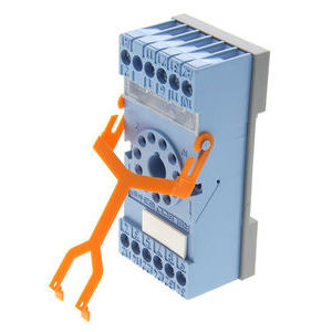 Relay Socket For Use With MRC Series 11-Pin Relay