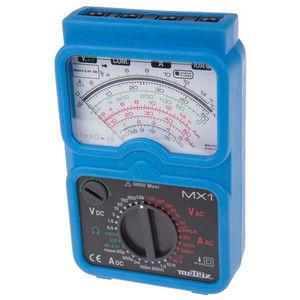 Metrix MX 1 Analogue Multimeter 10A ac/dc 1.5kV ac/dc