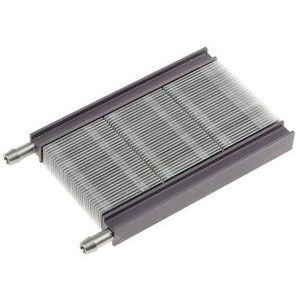 Liquid Heat Exchanger, 77 x 50 x 9mm