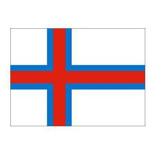 Faroes Island Flag
