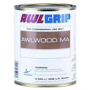 AWLWOOD MA PRIMER YELLOW  1 quart