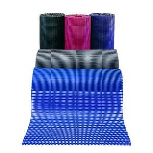 Heronrib matting Beige in PVC 1.22 x 10m