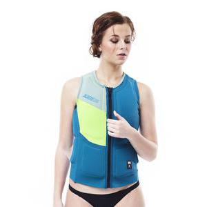 Comp Vest Women Teal